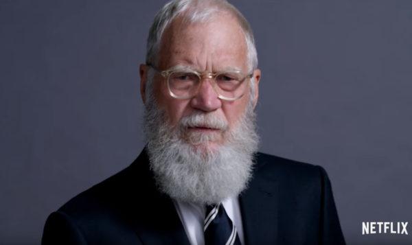 Photo of Regina Lasko's husband, David Letterman.