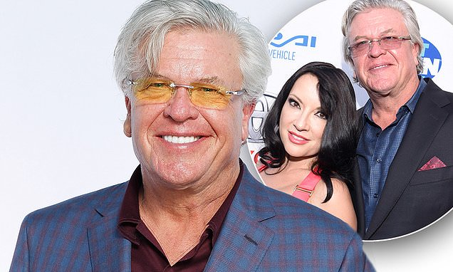Image of American comedian and actor, Ron White.