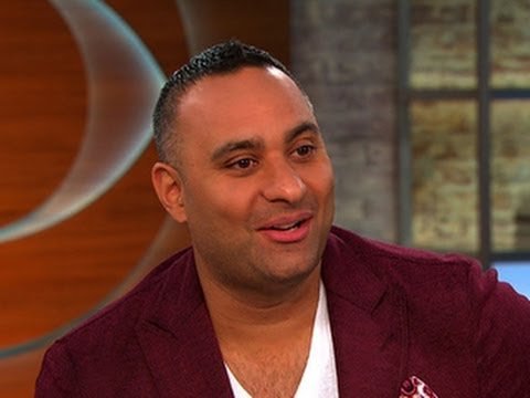 Image of Canadian comedian, Russell Peters.