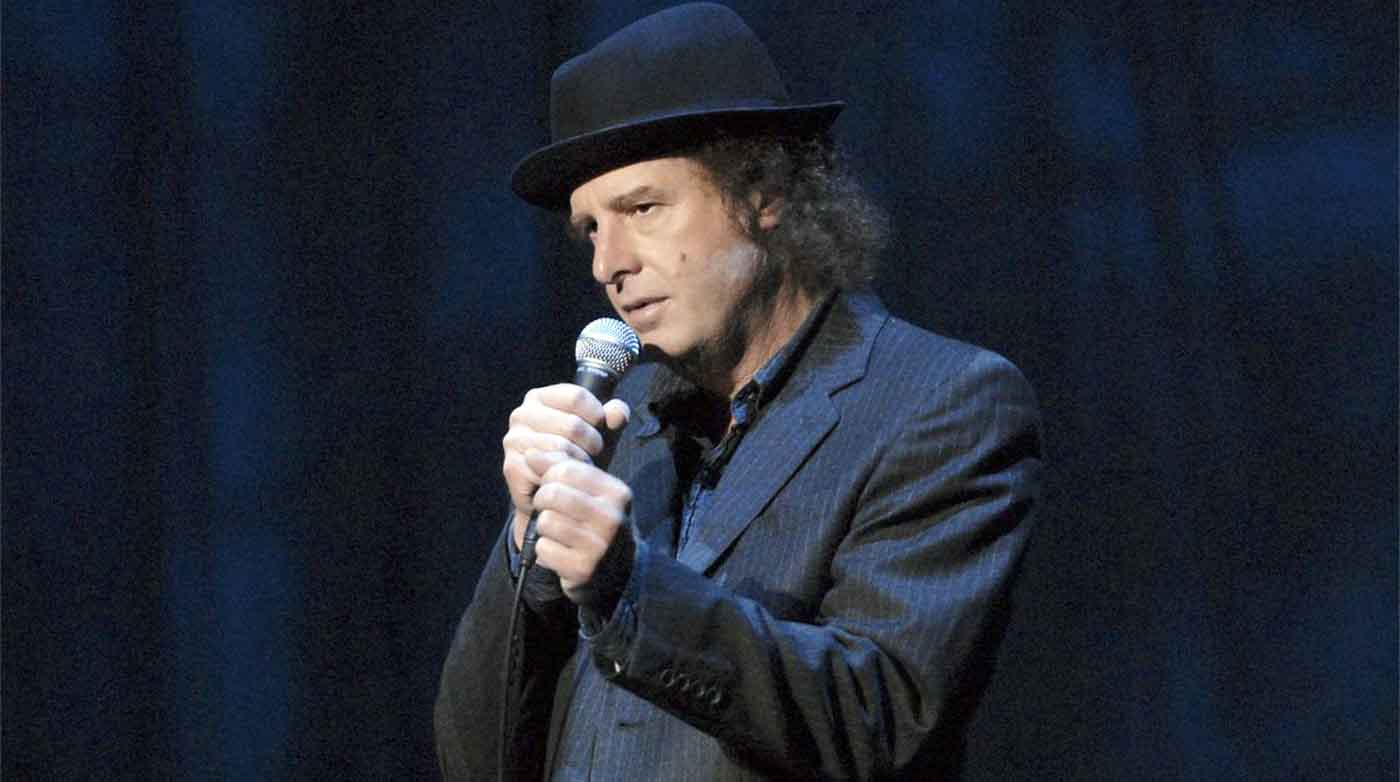 Photo of Comedian, Steven Wright
