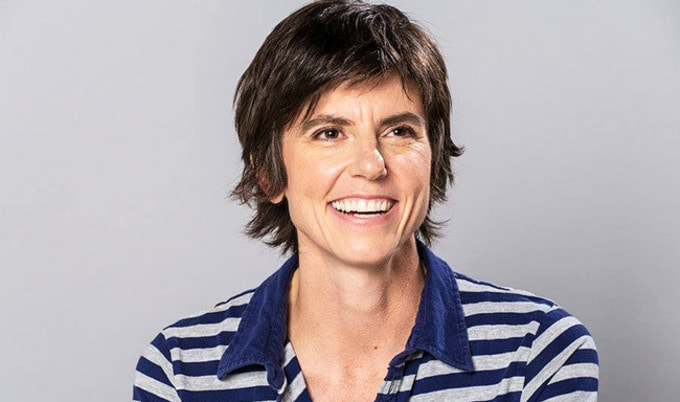 Photo of American stand-up comedian, Tig Notaro.