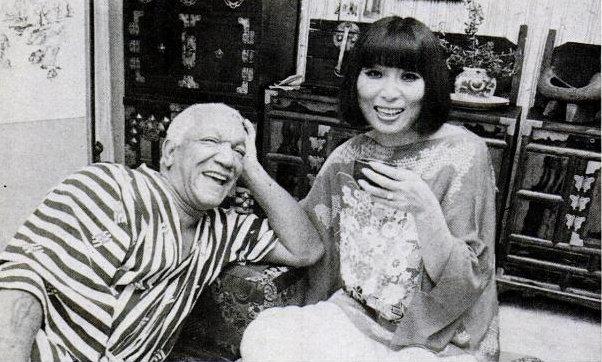 Photo of Redd Foxx's third wife, Yun Chi Chung.