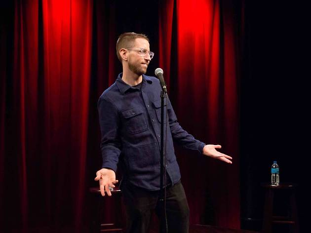 Image of the multi-talented artist, Neal Brennan