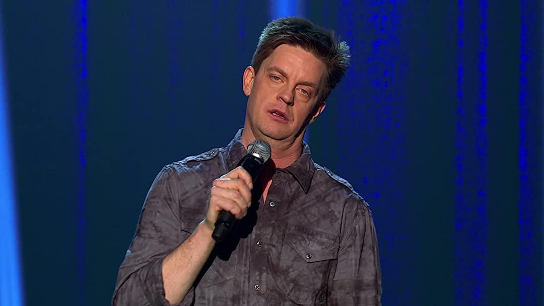Image of American comedian, Jim Breuer