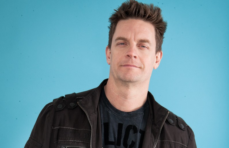 Image of show host and comedian, Jim Breuer