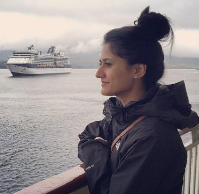 Image of Hasan-Minhaj's Sister, Ayesha Minhaj