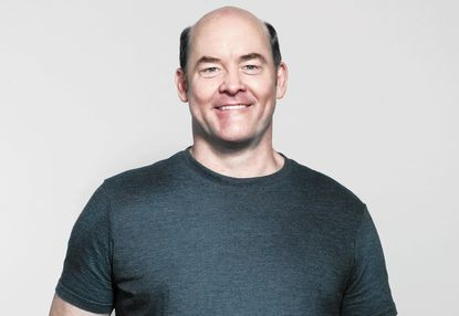 Image of famous actor as well as comedian, David Koechner
