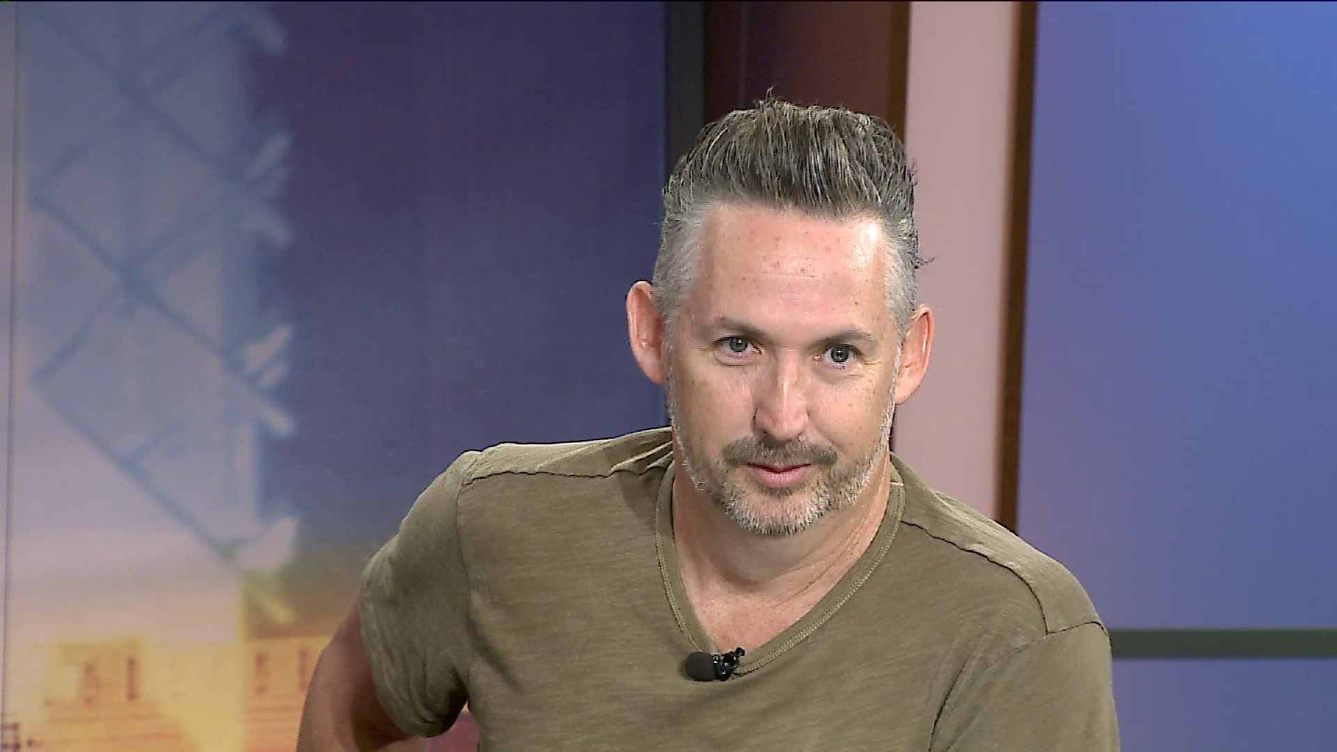 Image of amazing actor and comedian, Harland Williams