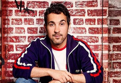 Image of stand up comedian, Mark Normand