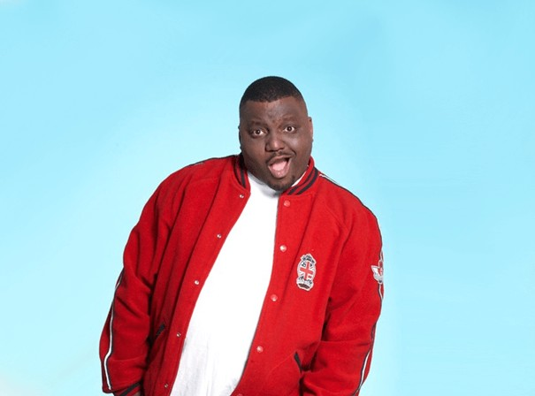 Image of stand-up comedian, Aries Spears