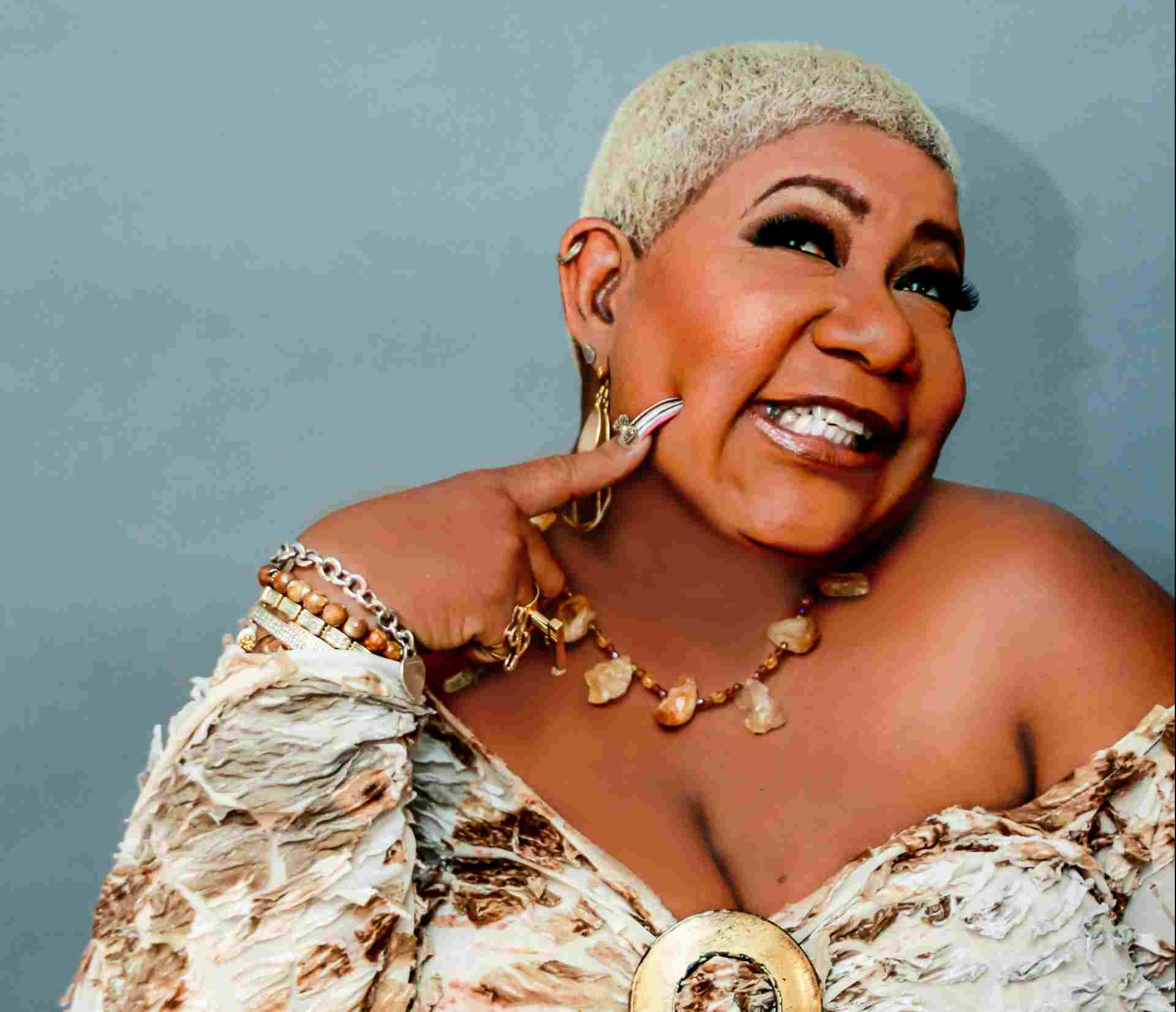Image of talented comedian, Luenell