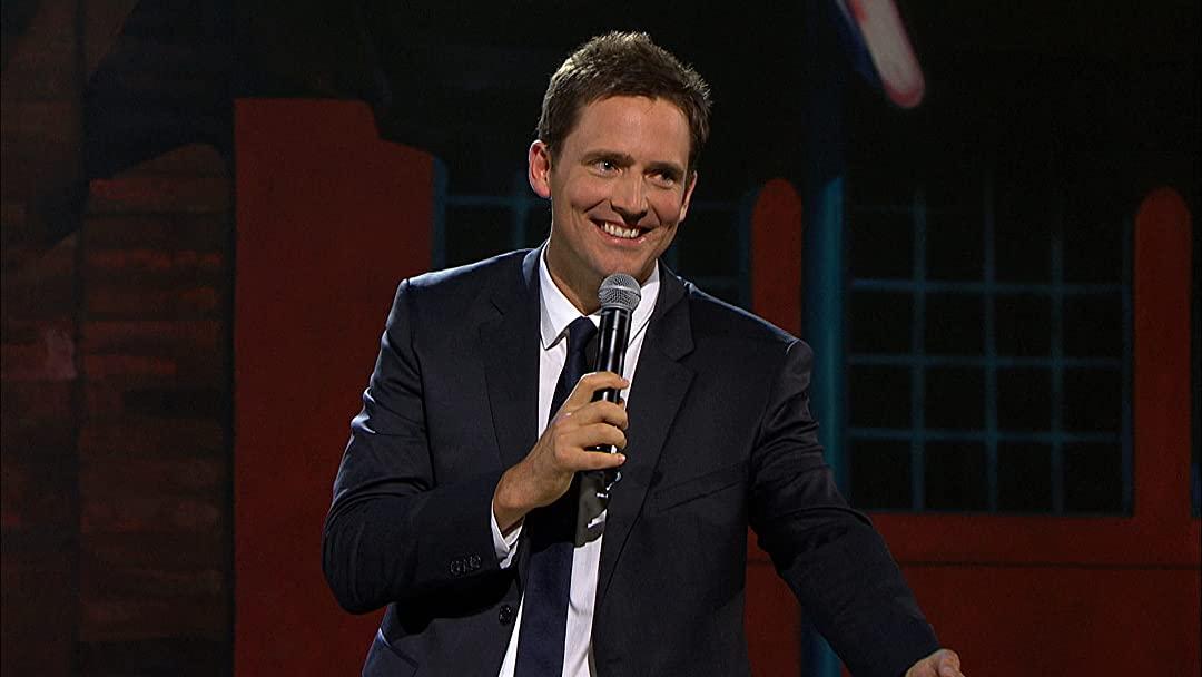 Image of American comedian, Owen Benjamin