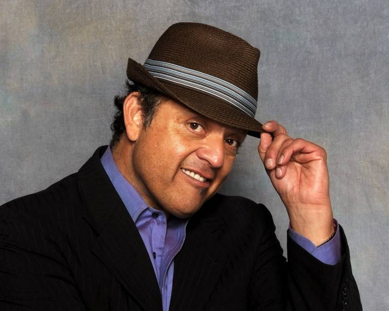 Image of well-known comedian, Paul Rodriguez
