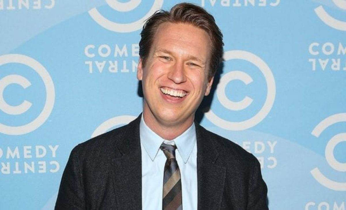 Image of famous comedian and actor, Pete Holmes